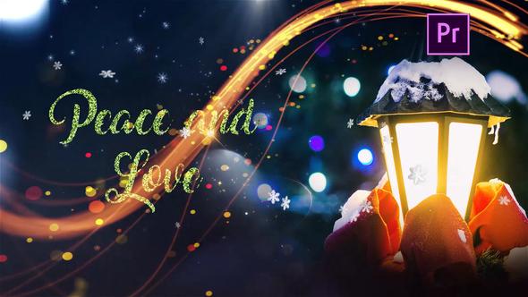 Christmas Full HD Premier Pro Video
