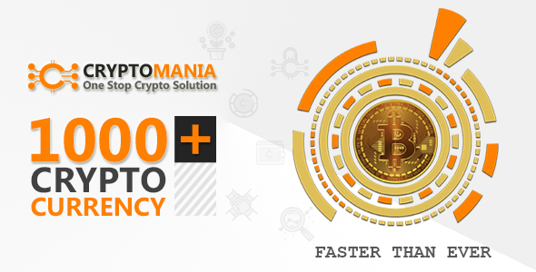 Cryptomania Exchange Pro
