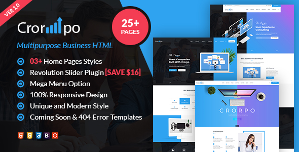 JBDesks - Job Board HTML5 Template - 5