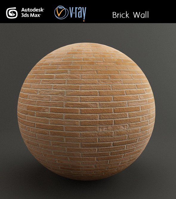 Brick Wall By Fabiomonzani 3DOcean