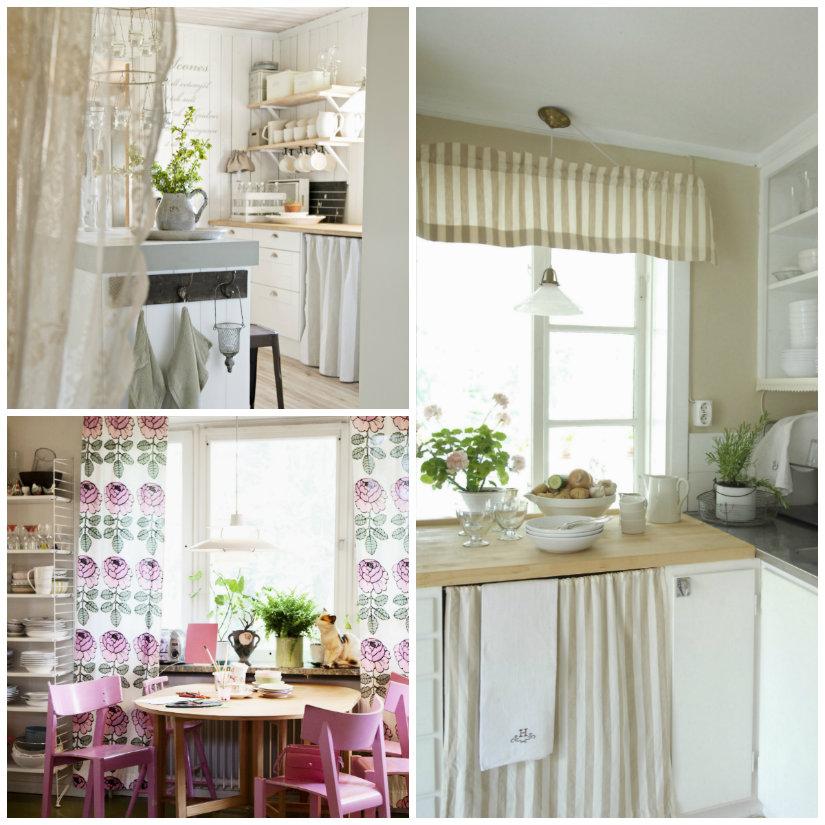 Scegli tende bagno che coprano interamente la finestra,. Tende Per Cucina Con Mantovana Eleganza In Casa Dalani E Ora Westwing