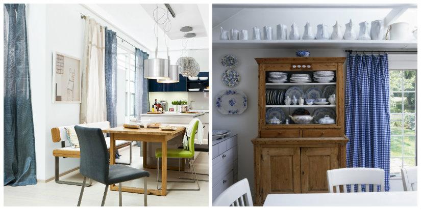 Altri modelli, sempre per le finestre di bagno e cucina, sono le pratiche tende a veneziana composte da lamelle di metallo. Tende Per Cucina Con Mantovana Eleganza In Casa Dalani E Ora Westwing
