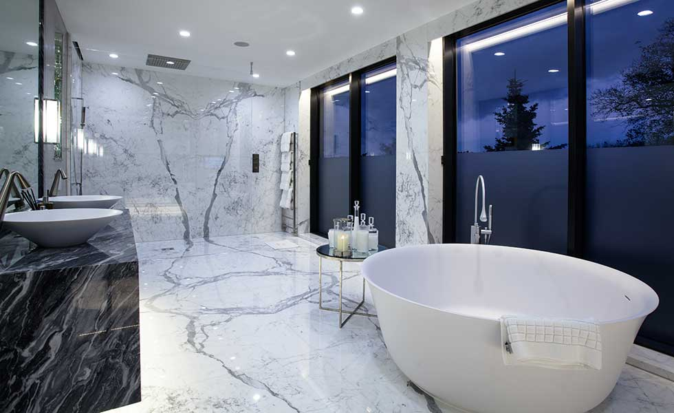 9 Ways To Create A Luxury Look In Your Home Real Homes