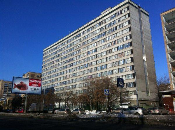 Общежитие МПГУ (Космонавтов) 🎓 — отзывы, телефон, адрес и ...