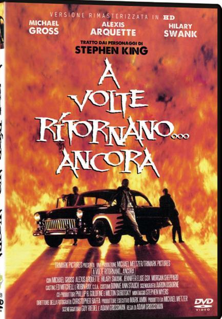 A VOLTE RITORNANO ANCORA ( RIMASTERIZZATO IN HD) (DVD) - Clicca l'immagine per chiudere