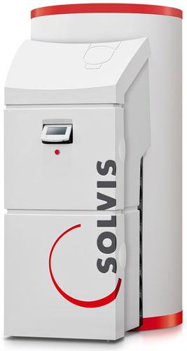 SolvisMax Heizsystem