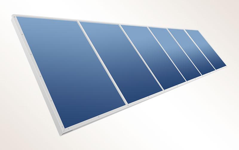 SolvisFera Solarthermie Solarkollektor