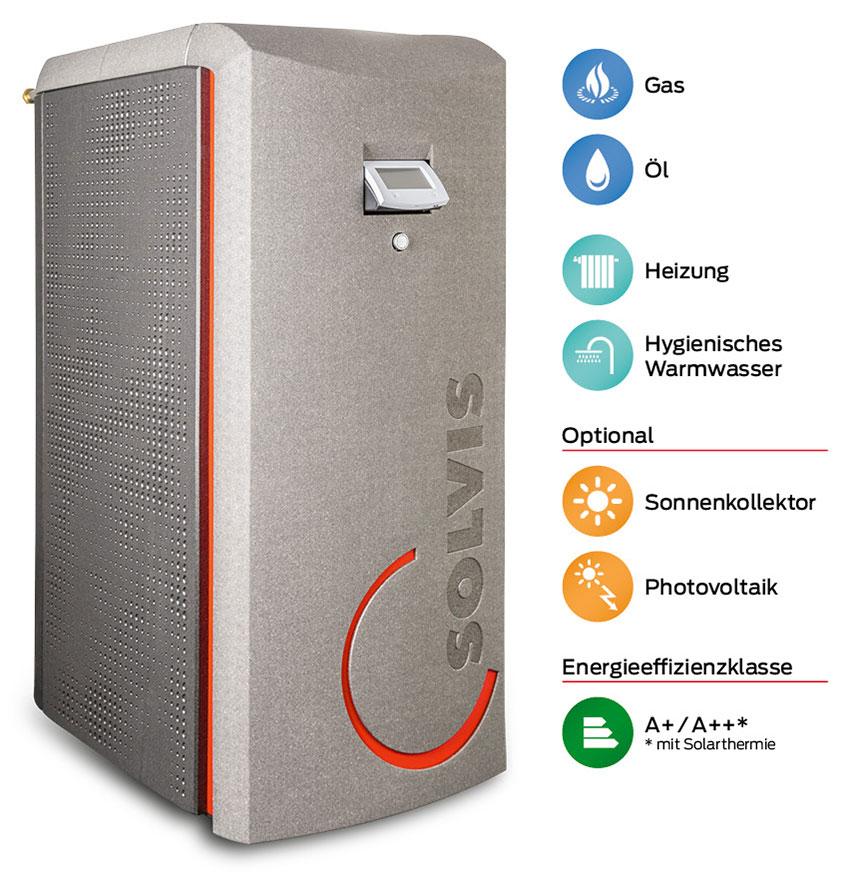 SolvisBen - Das Heizsystem mit Zukunft
