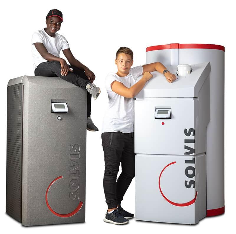 Hybrid Heizsysteme von Solvis - SolvisBen