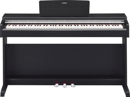 Yamaha ydp b pianoforte digitale nero lealu