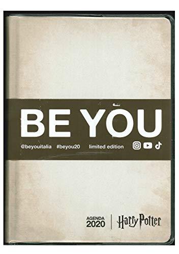 BE YOU. Diario Agenda Scuola Harry Potter Datato 2019/20 12 Mesi 13x18cm+Penna Colorata - 1
