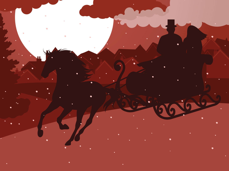 Christmas Clip Art North Star.Follow The North Star This Christmas Pump Clip Design