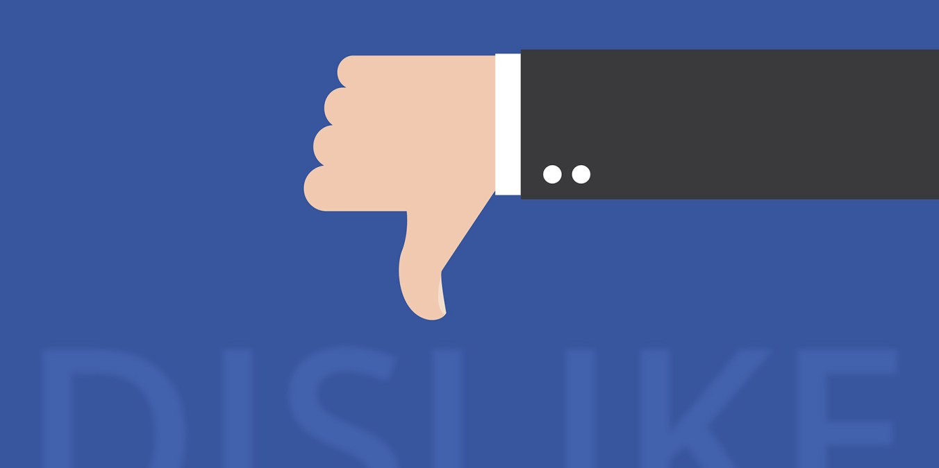 The Facebook Dislike Button Is Coming!