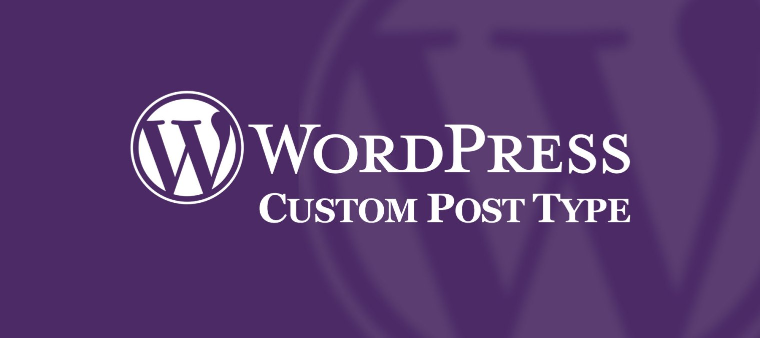 Get Accustomed With Custom Post Types For WordPress