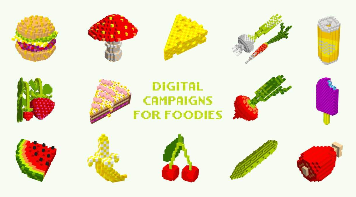 Delicious Digital Campaigns For Foodies – that make your mouth water