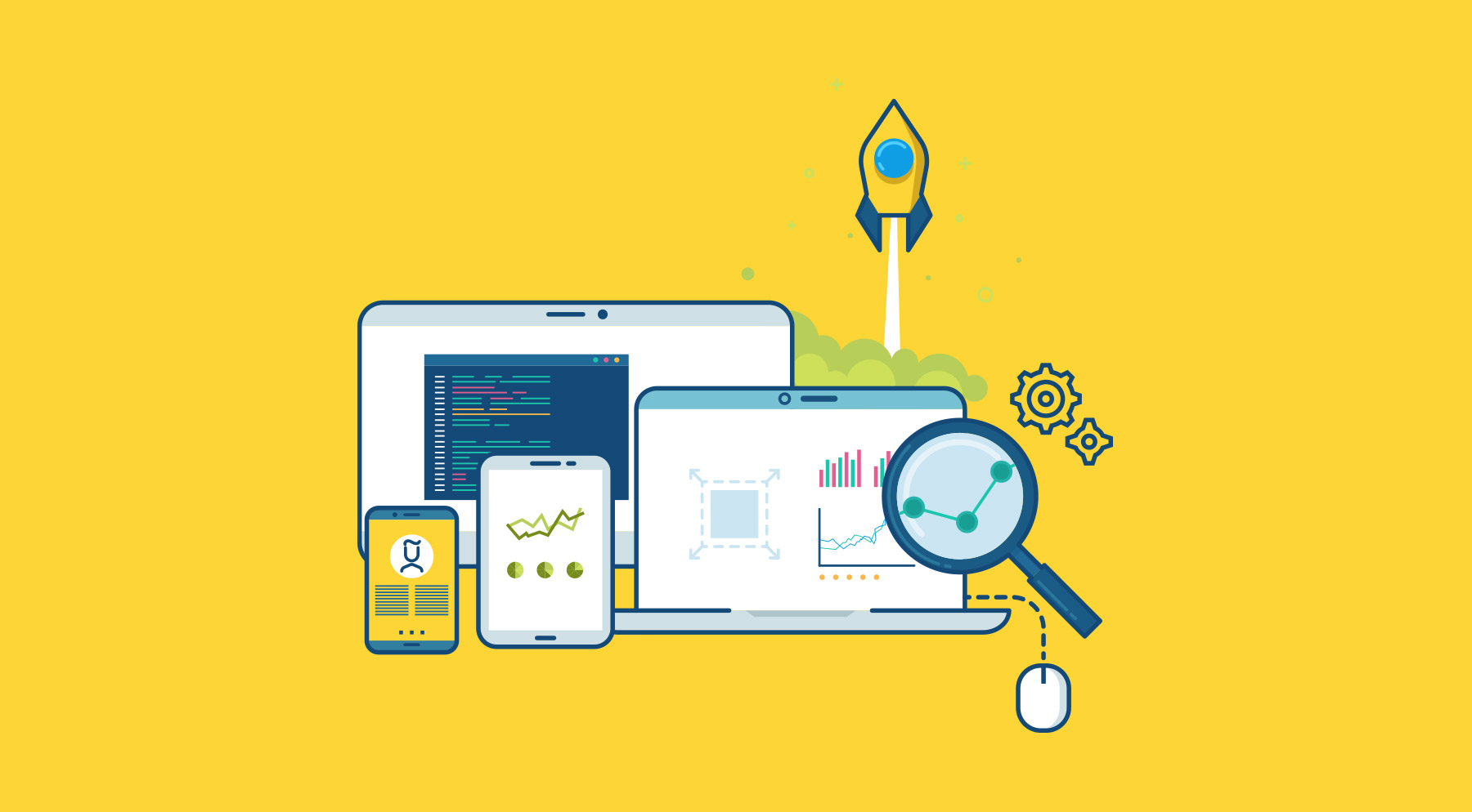 5 important factors to consider when launching a website
