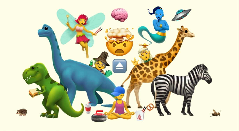 Emoji Update – All 60 New Emojis Ranked