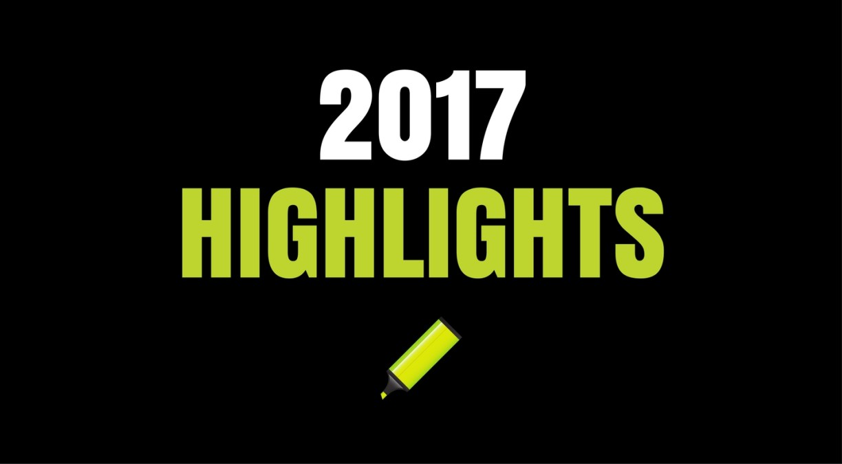 Ollie's Top 5  Events of 2017