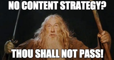 SEO Lord of the Rings meme