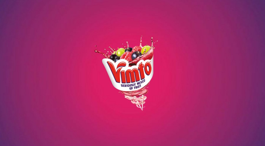 Vimto Purple Logo