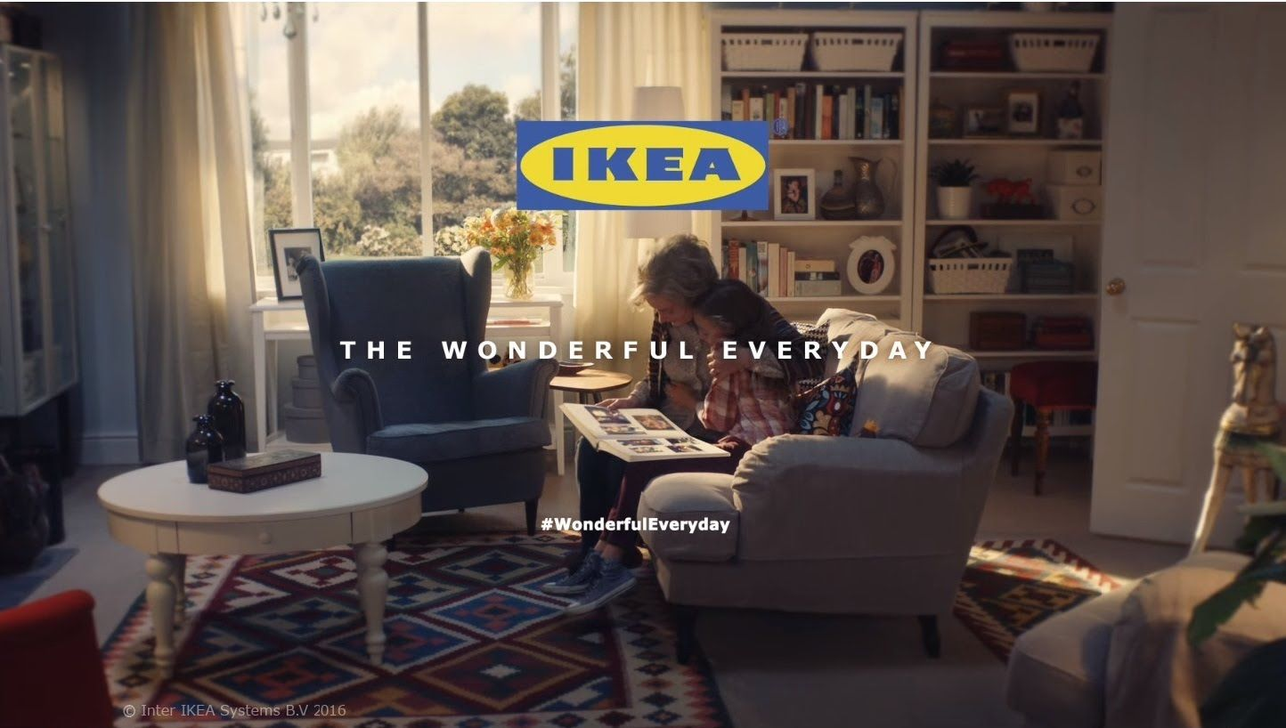IKEA Advert for The Citizen Archetype