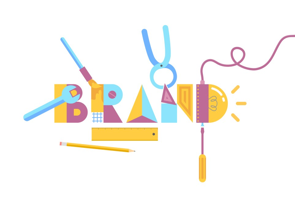 What is the difference between a brand and a logo?