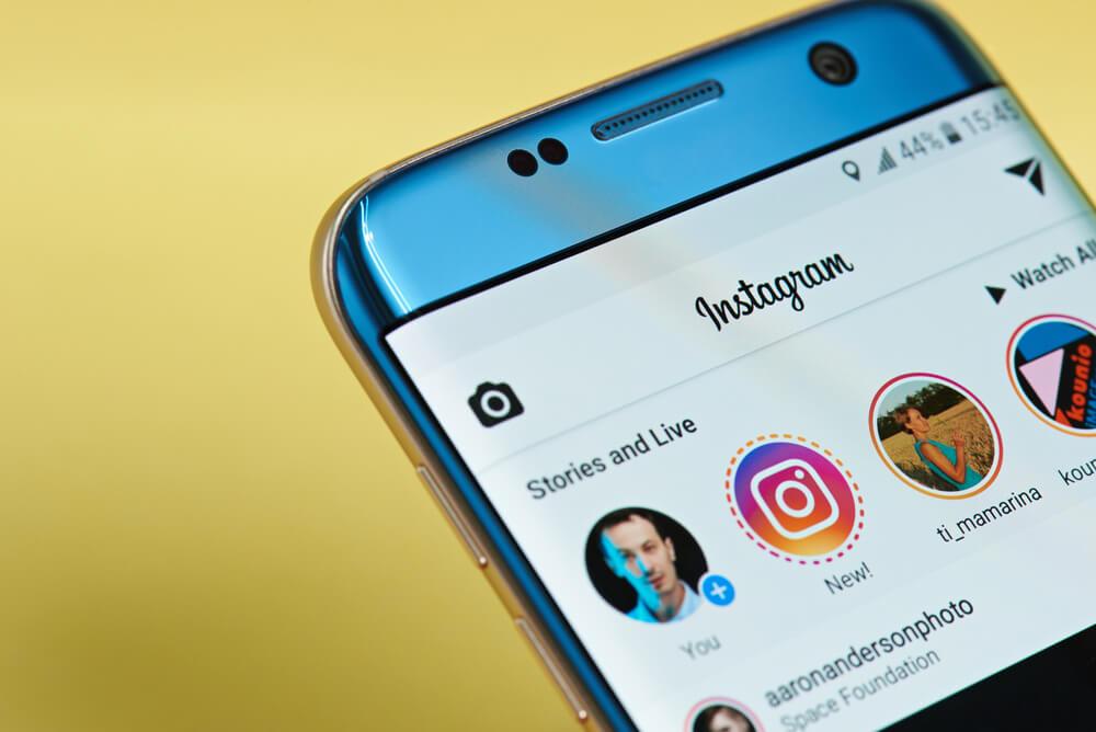 Instagram Example Fifteen Design