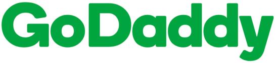 godaddy logo 2019