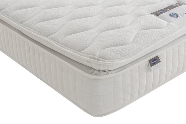 silentnight 1000 mirapocket pillow top mattress