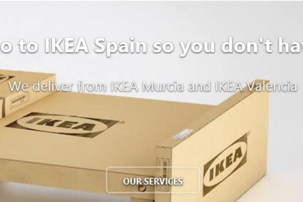Flatpaxabia Ikea Delivery Costa Blanca Ikea Murcia