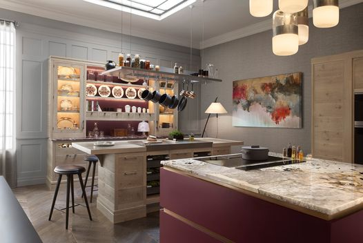 Luxury Bespoke Kitchens Uk