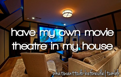 before i die, bieberczech, bucket list, cinema, dream