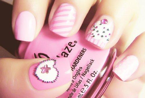 Nail Art Polish Nails
