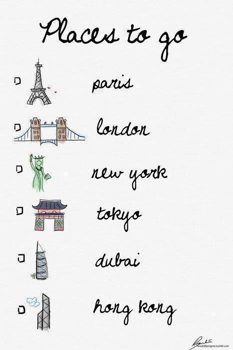 dubai, hong kong, london, new york, paris