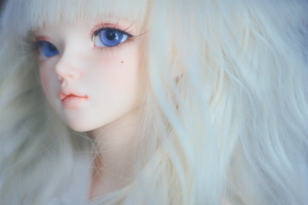 Ball Jointed Doll Bjd Pretty Image 354428 On