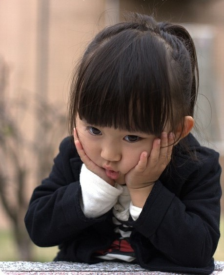 asian, children, cute, girl, kid
