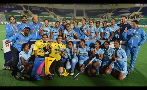 Indian women's hockey team to play in New Zealand - Firstpost