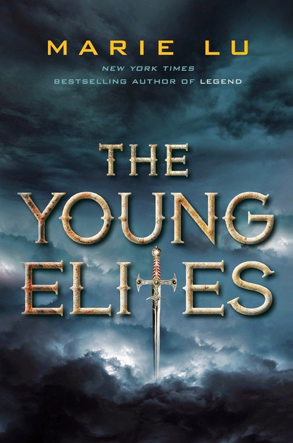 The Young Elites by Marie Lu (Cover)