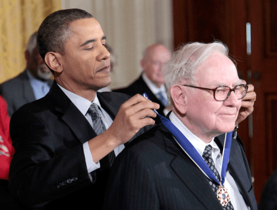 Obama-Buffett