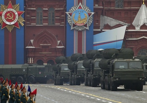 Rusia desfile militar / AP