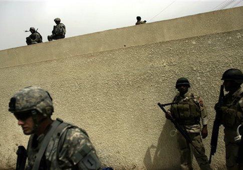 Iraq Training Troubles