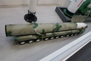 Long March-11 launcher