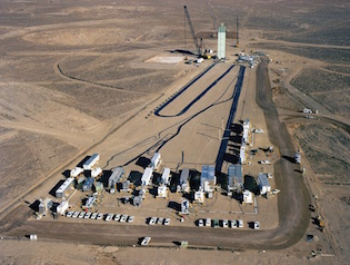 Test site / Los Alamos National Laboratory
