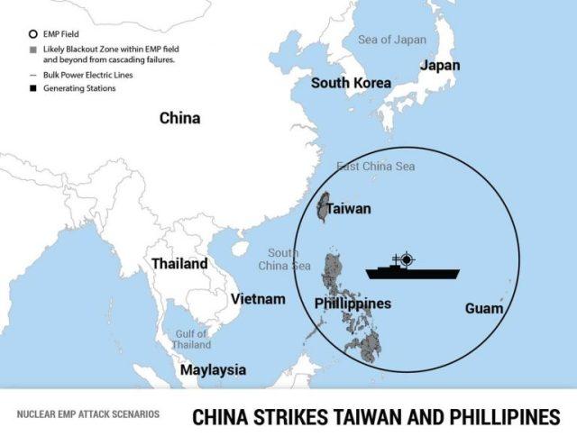 China-Taiwan-Philippines