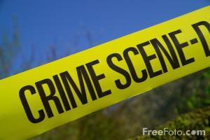 Photo of Crime Scene tape