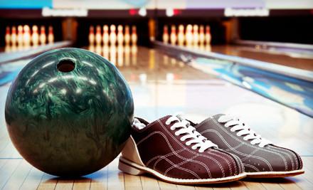 Brunswick Bowling Groupon