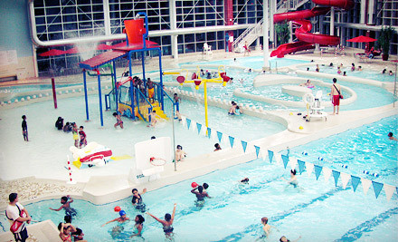Romulus Athletic Center Includes a Waterpark...$12/2