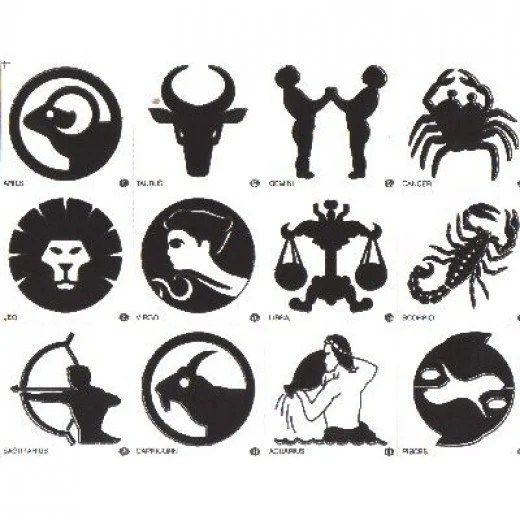 Zodiac Tattoos. Zodiac Tattoos. Zodiac Tattoos