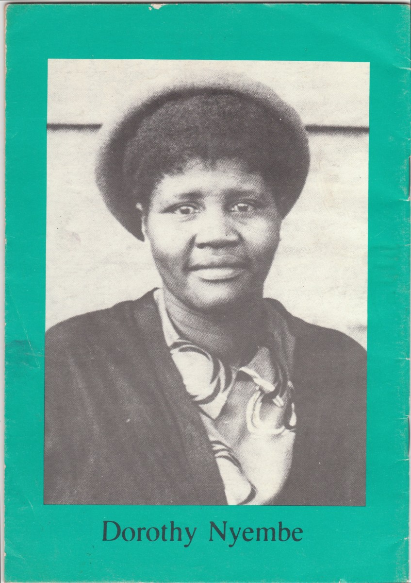 Doris Nyembe - ANC Women's Stalwards