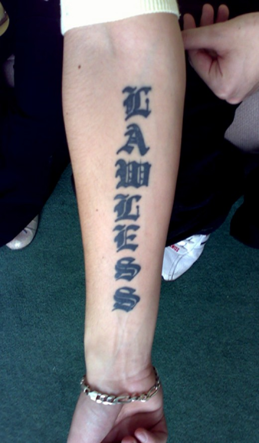 Tattoo Fonts. vote upvote downsharePrintflag. Was this Hub .